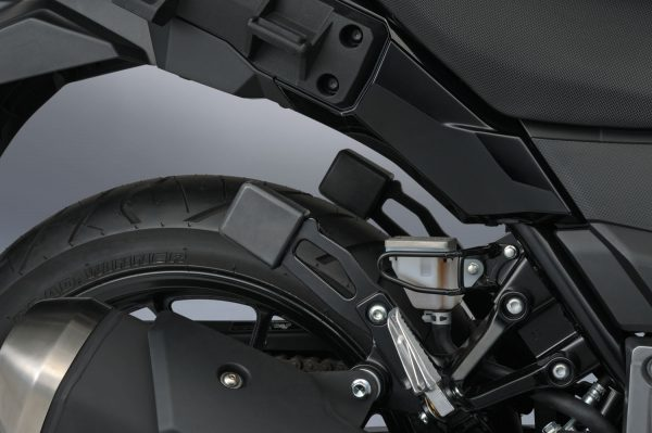 V-Strom 250 Side Case Mounting Plate Set