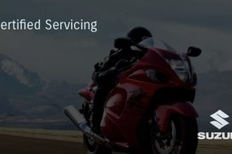 Suzuki Certified Servicing
